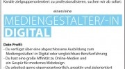 Mediengestalter Digital m/w